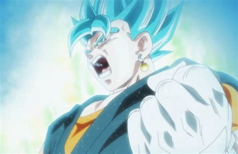 super dragon ball heroes vegetto se enfrenta   nuevo
