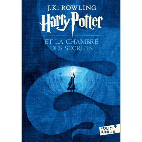 harry potter and the chamber of secrets in french j k