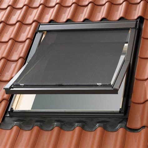 store ext 233 rieur velux mhl gris anthracite taille au