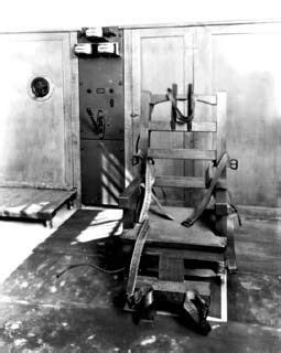 electric chair boise hours last minute stay of execution issued in