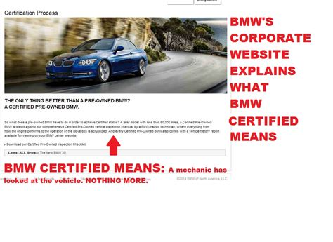 bmw certified    eimportsless auto