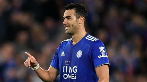 Iborra leaves Leicester for Villarreal in reported €11m deal