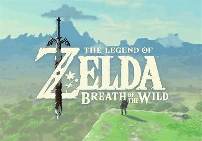 Zelda Breath Wild Legend Wii Gifs Nintendo