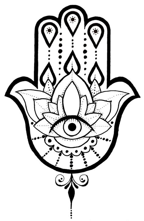 hamsa tattoo design  created tattoo ideas hamsa tattoo design hamsa tattoo hamsa hand