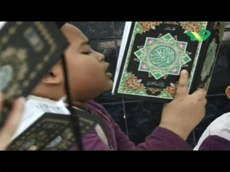Pondok Pesantren Tahfidz Anak Yanbu Qur Youtube