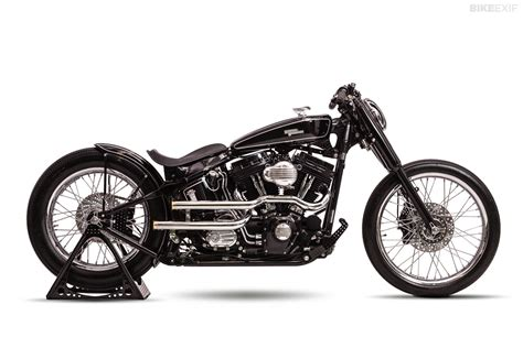 A Cadillac-inspired Softail