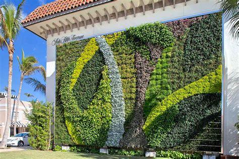 Vertical Gardens by 6 Beautiful Vertical Gardens Ideas Gsky Living Green Walls