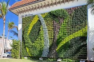 6 beautiful vertical gardens ideas gsky living green walls