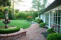 lovely garden patio design ideas pictures 20 Charming Brick Patio Designs