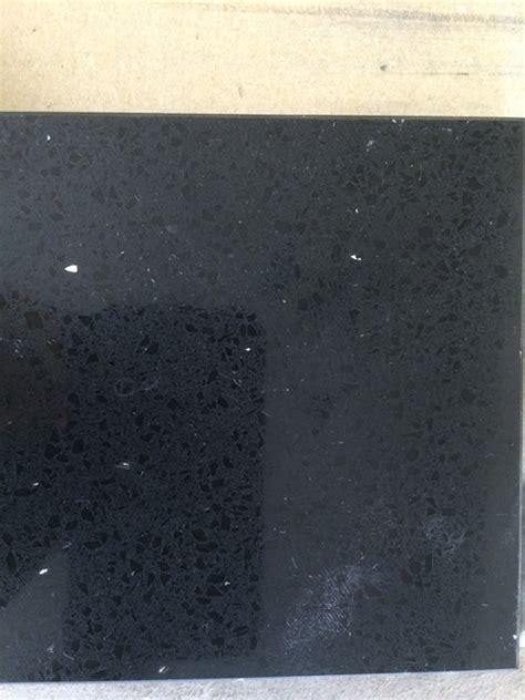 obsidian countertop hanstone obsidian black quartz kitchen countertops new