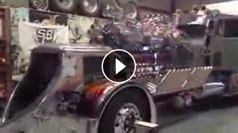 superchargers  cylinder detroit diesel big mike