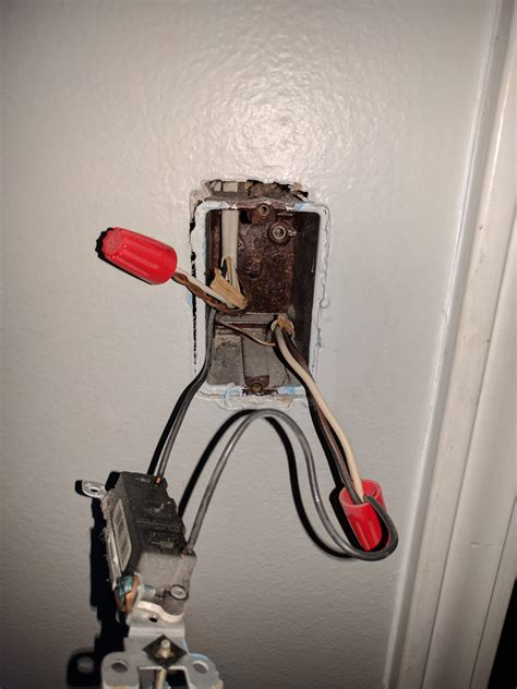 electrical why would a switch be wired with its neutral connected to ground home