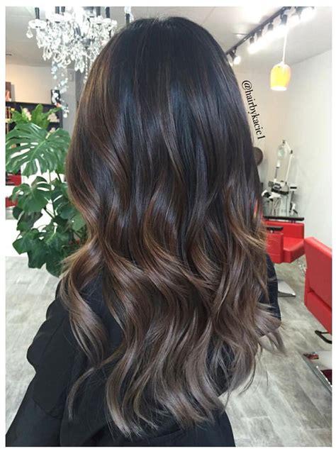 Highlight Hair Pinterest Hair Coloring Balayage And