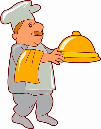 Clipart Cooking Woman Clip Chef Cooks Advertisement