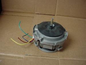 Maytag Dishwasher Motor As Shown Part   W10118627 6919963