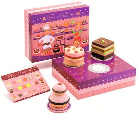 jeu d imitation cuisine jeu dimitation et tom atelier pâtisserie gâteaux djeco