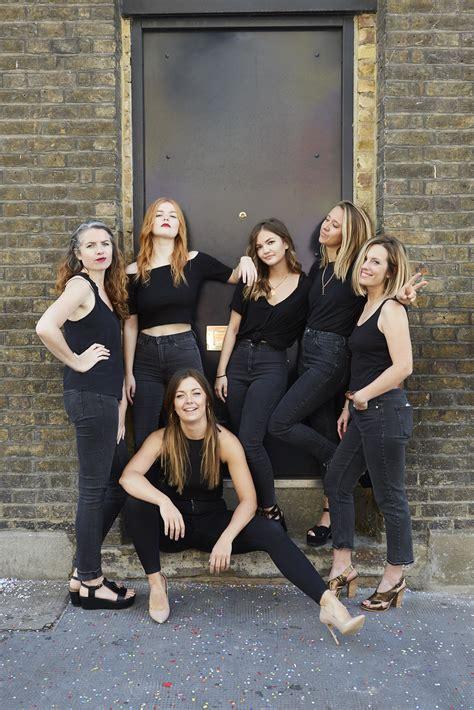 meringue girl gang  meringue girls