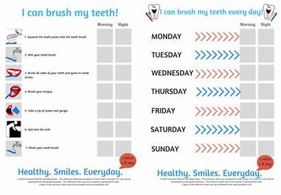 Teeth Brushing Brush Tooth Oral Care Tips