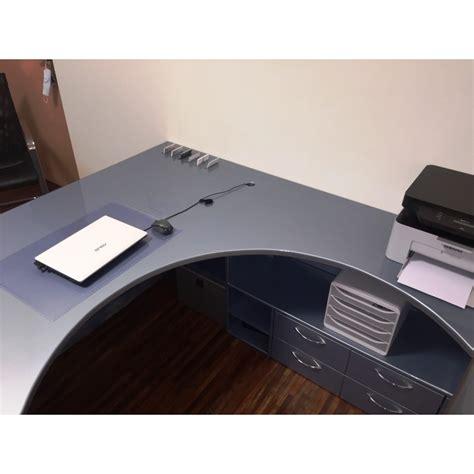 bureau sur mesure bureau laqu 233 sur mesure