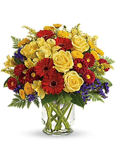 garden parade bouquet teleflora