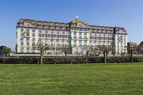 Weekend Thalasso Luxe à Deauville En Normandie à L'hôtel