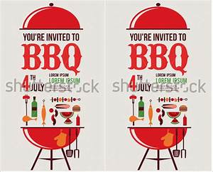 Bbq Clipart Invitation  Bbq Invitation Transparent Free
