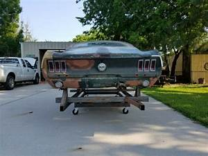 1968 Mustang Fastback    289    3 Speed Manual Trans For