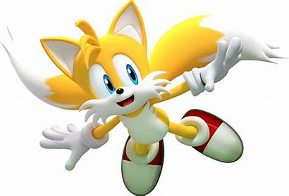 Tails Modern Sonic Flight Miles Prower Generations