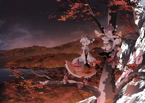 touhou full hd wallpaper  background image