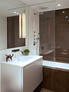 deco salle de bain moderne With organisation salle de bain