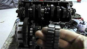 1984 Nighthawk 750 Alternator Chain Project - Part 1