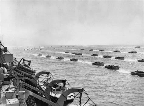 31 January 1944 Operation Overlord Is Put Back By A Month