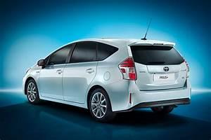 Toyota Prius V  Prius  Specs  U0026 Photos