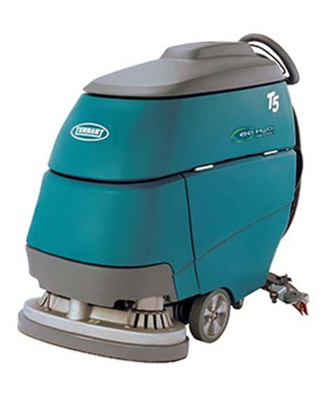 tennant t5 walk behind floor scrubber 8
