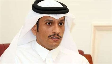 Lift blockade first for talks to begin, says Qatar