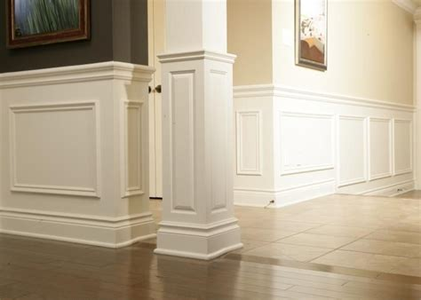 Colonial Wainscoting by Colonial Moulding Home House Design Home