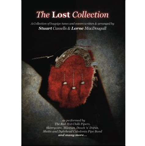 The Lost Collection By Red Hot Chilli Pipers  Kilts & More
