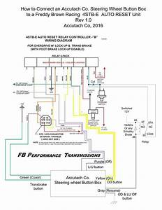 How To Control An Fb Od  Lu And Transbrake Relay