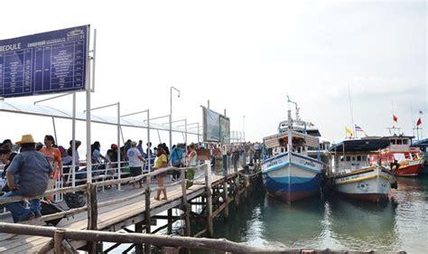 Krabi To Koh Samui By Boat by Koh Tao Speedboat Ferry