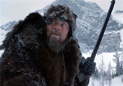 Someone who has returned, especially someone who returns to life after being dead: Will Iñárritu win his fourth Oscar for The Revenant? Do you care?