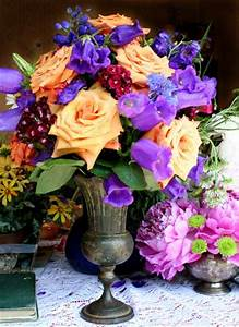 A New Spin on Floral Arrangements - From The Patch