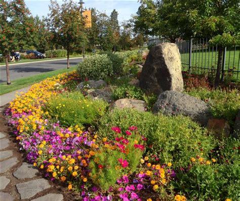 corner flower garden designs bl wildflower garden designs