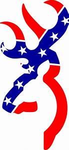 Rebel Flag Browning Logo - Cliparts.co