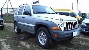 2005 Jeep Cherokee Liberty  Start Up  Engine  And In Depth