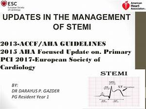 Cardiology  Guide Lines   Aha Accf 2013