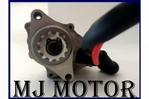 2 Stud Bottom Mount Start Starter Motor 110cc 125cc Pit