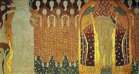 Klimt La by S Painting Collection Of Ludmila Gustav Klimt