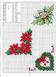 Ayuda con patrones de punto de cruz en navidad