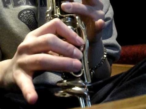 You Belong With Me- Taylor Swift on the Clarinet - YouTube