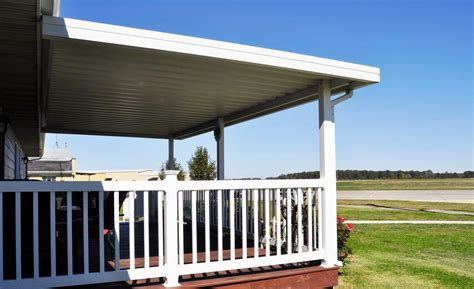 attached carport  patio cover kit americana building products